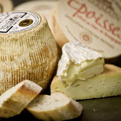 Best of British: Artisan Cheeses with Tom Badcock
