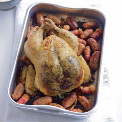 How to Cook - The Perfect Roast Chicken
