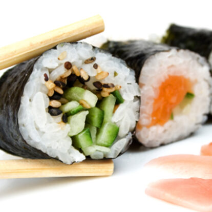 Let's Cook! Sushi and Japanese for Teenagers