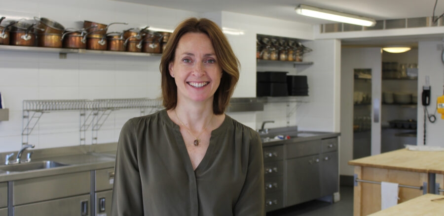 #MadeAtLeiths; Camilla Schneideman on following her calling to a career in food