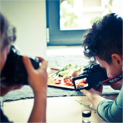 An Introduction to Food Photography