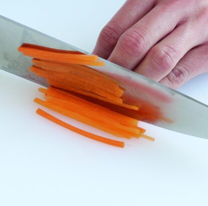 Knife Skills – Fruit, Vegetables and Herbs