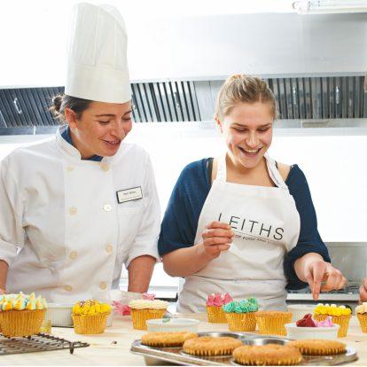 Let's Cook! Cookery Classes for Teens