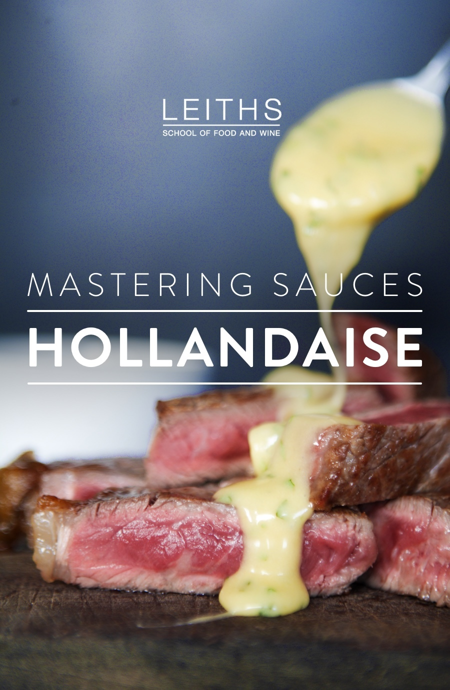 Master Hollandaise Sauces