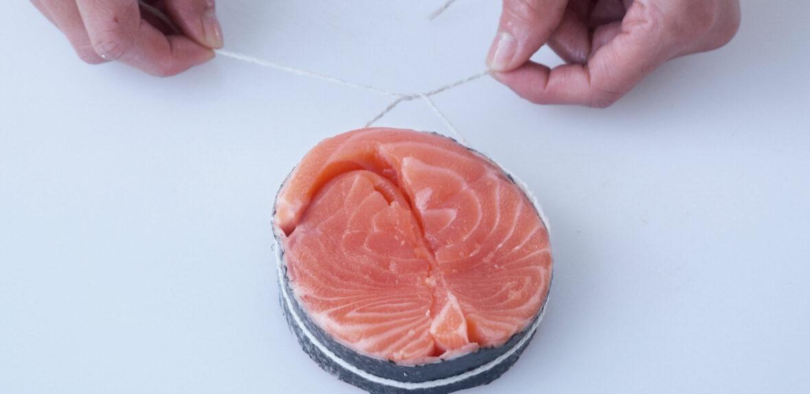 Noisette a cutlet of fish