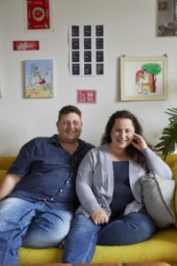 Sarit Packer & Itamar Srulovich