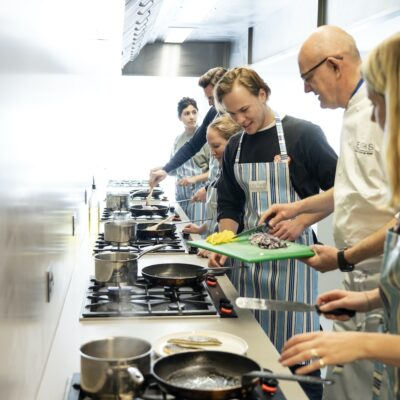 Advanced Cooking Skills - Part 1