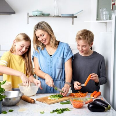 Flexible Family Cooking with Jo Pratt