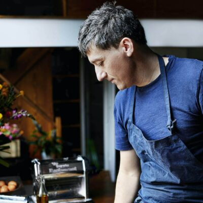 An Evening with Ben Tish: Dishes from Sicilia