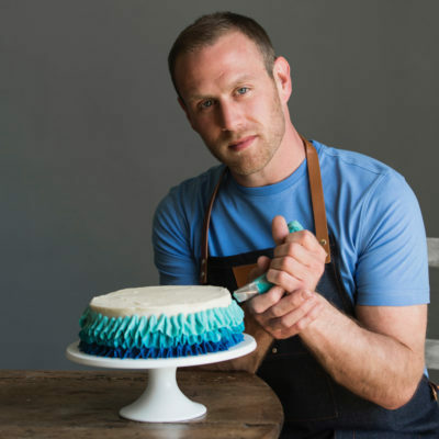 Fondant Fun with Steven Carter-Bailey