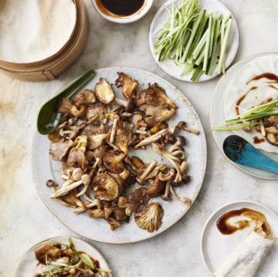 Plant Based Asian Cookery with Ching He-Huang