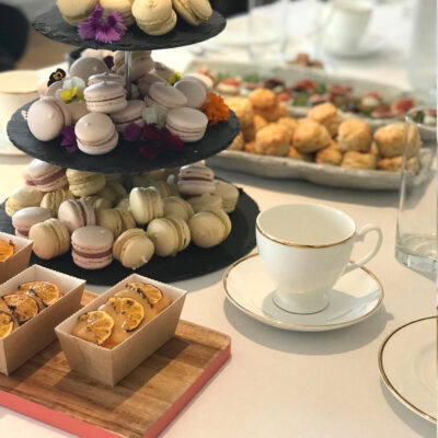 The Leiths Ultimate Afternoon Tea