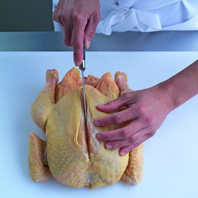 Leiths how to    / Bone a chicken