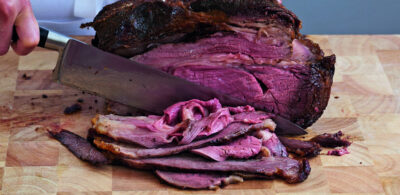 Carve a Roast Rib of Beef