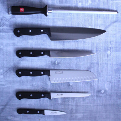 Leiths Wusthof Gourmet Knife Set