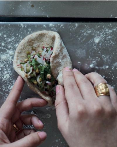 Indo-Persian Cookery with Saliha Mahmood Ahmed