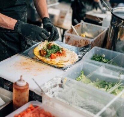 Let's Cook: Vegan Street Food for Teenagers