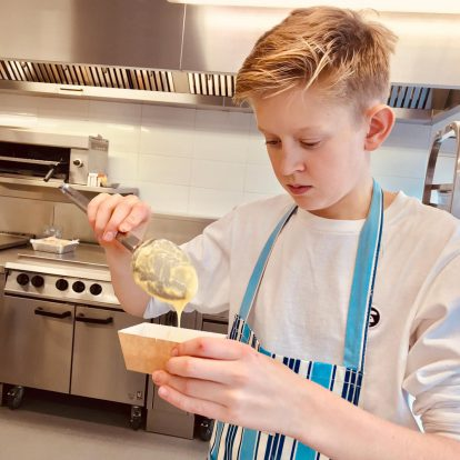 Let's Cook! Modern Vegetarian Cookery for Teenagers
