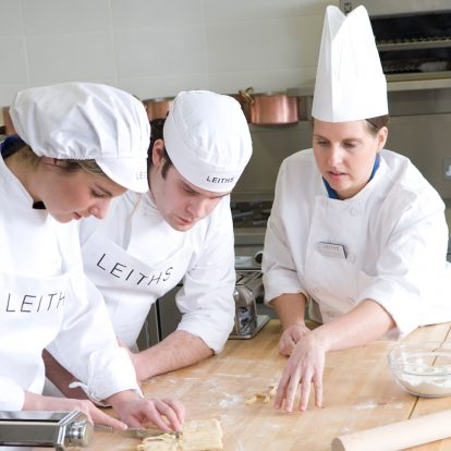 Leiths Two Term Diploma in Food and Wine