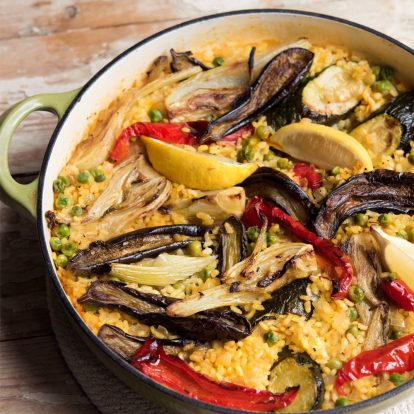An Evening at Leiths: Spanish Feast