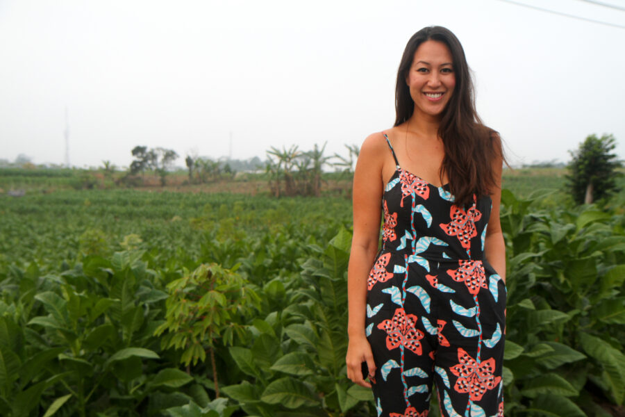 #MadeAtLeiths: Lara Lee on exploring her cookery heritage