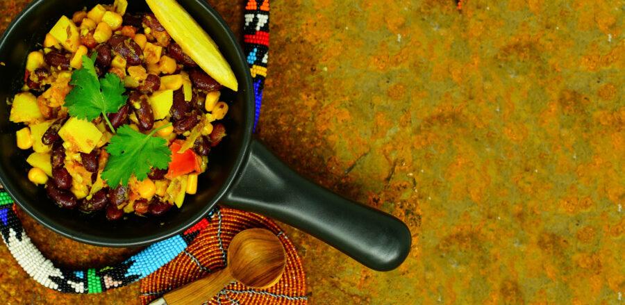 #MadeAtLeiths: Anita Kerai shares her family recipe; Githeri