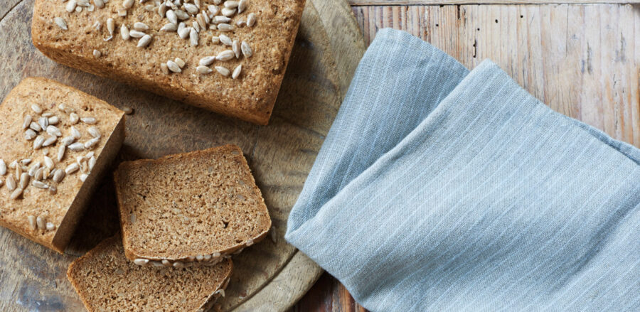 Dark Rye Bread