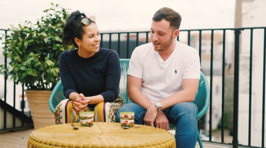 Q&A with Masterchef Finalists Alexina and Mike