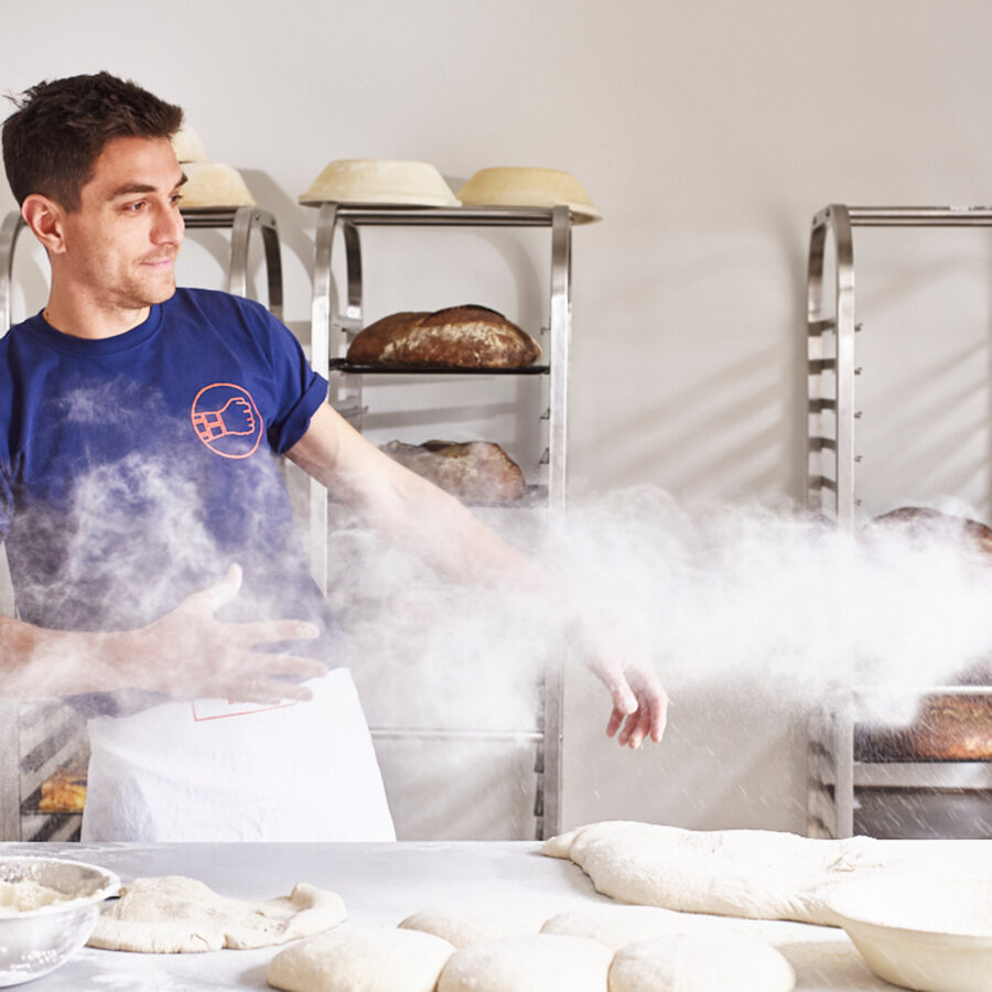#MadeAtLeiths: Tomek Mossakowski on the joy of baking bread