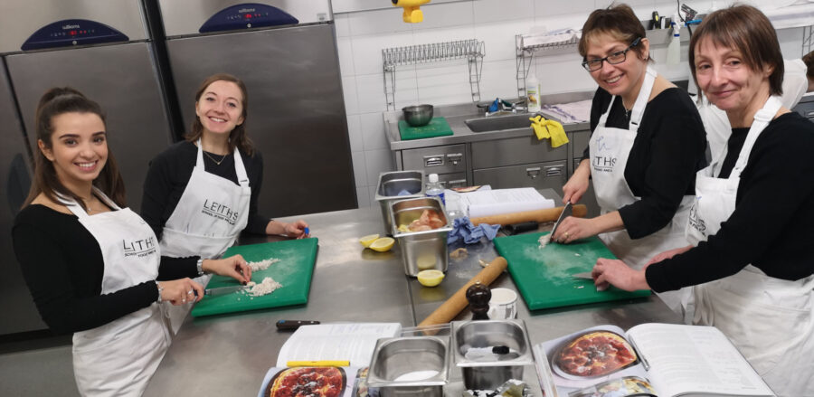 A Cookery Course at Leiths