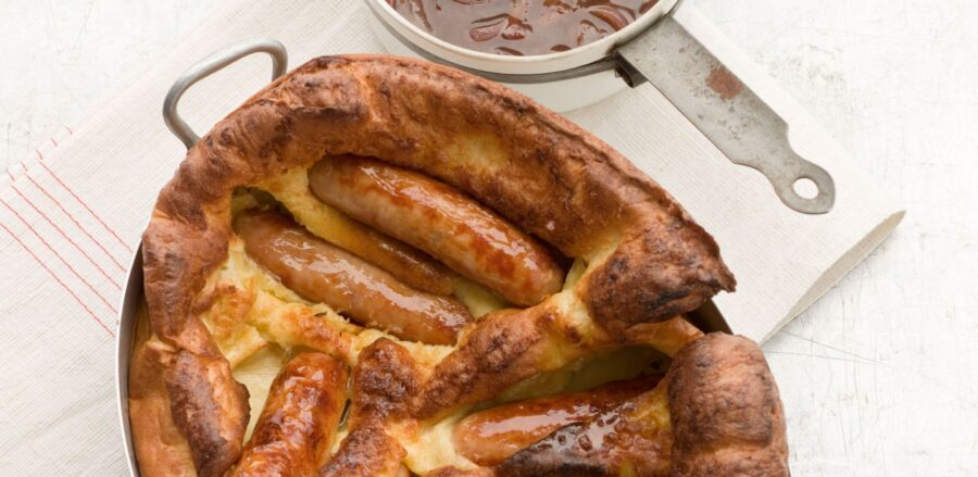 Toad in the Hole for Bonfire Night