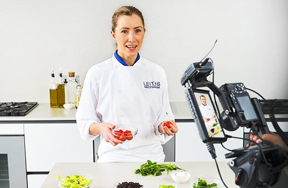 Online Cookery Courses from Leiths