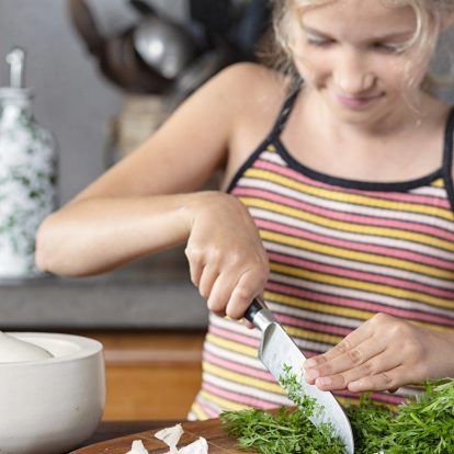Sustainable Cooking for Kids with Jenny Chandler