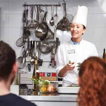Bookings for Leiths Three Term Diploma in Food and Wine
