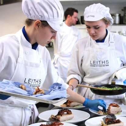 Leiths Three Term Diploma in Food and Wine