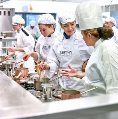 Leiths Foundation Certificate in Food and Wine