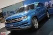 فولكس واجن تقدم سيارتها الإختبارية Cross Blue