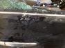 بالصور عابثون يهشمون سيارة شاب بالسواطير في سلي الرياض