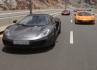 فريق عالمي يتجول بسيارات مكلارين على طرق السعودية