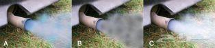 كيف تعرف نوع العطل من لون دخان الشكمان