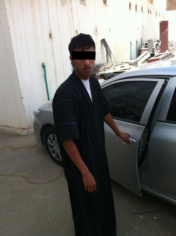 بالصور شرطة الرياض تكشف تفاصيل الإطاحة بالمفحط كنق النظيم
