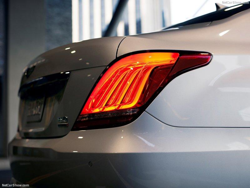 انفنتي 2017 >> هونداي - هونداي جينسس 2017 Hyundai Genesis G90