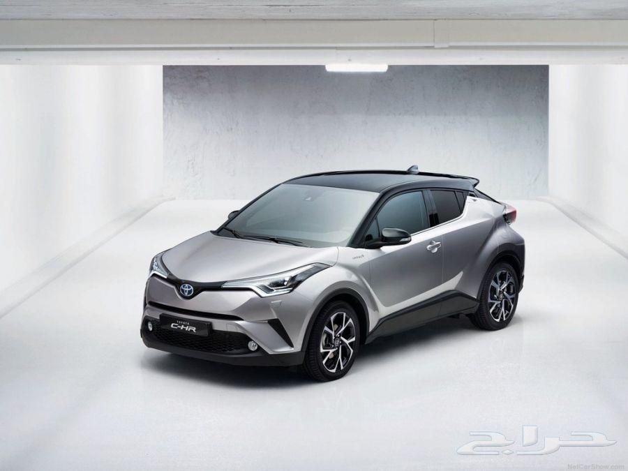 تويوتا Toyota 2017 C Hr