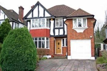 4 Bedrooms Detached House for sale in Chestnut Avenue, Canons Park Estate