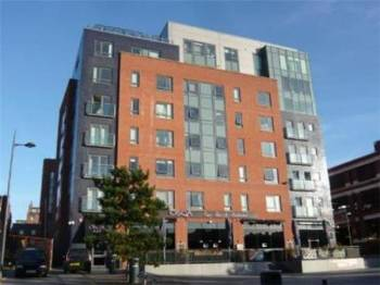 2 Bedrooms Flat for sale in City Gate, Liverpool, L1