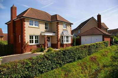 4 Bedrooms Detached House for sale in 23 Edderston Ridge, Peebles