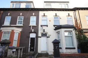 4 Bedrooms Terraced House for sale in Windsor Road, Tuebrook, Liverpool, L13