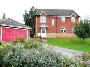 4 Bedrooms Detached House for sale in Brafield Close, Belper, DE56