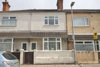 3 Bedrooms Terraced House for sale in RUTLAND STREET, GRIMSBY