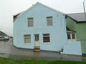2 Bedrooms End Of Terrace House for sale in Treharne Road, Caerau, Maesteg, Mid Glamorgan